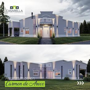 Una Casarella en Carmen de Areco