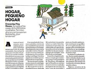 Casarella Tiny en la Revista Viva