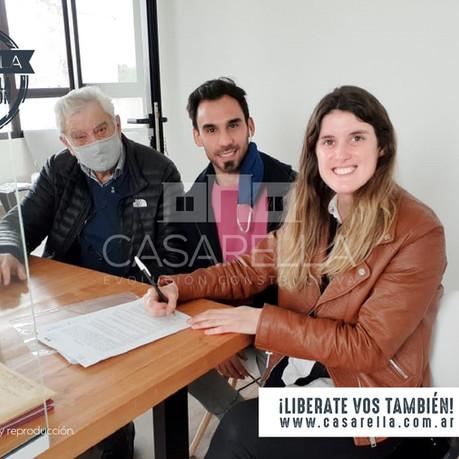 ¡Una nueva familia tendrá su Casarella en Carmen de Areco!