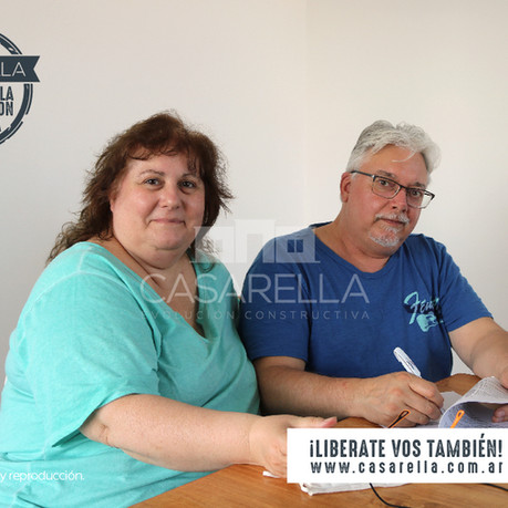 Una familia nos elige para construir su casa en el Barrio Haras del Sol