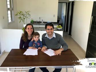 Una nueva familia se mudará pronto a Tierras de Casarella