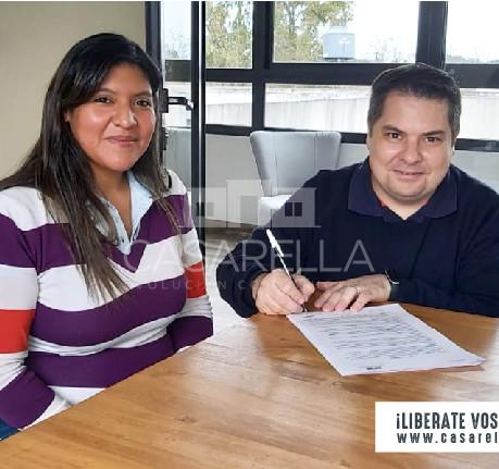 ¡Una nueva familia tendrá su Casarella en el Barrio San Pablo!