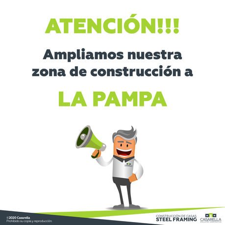 ¡Casarella se expande a La Pampa!