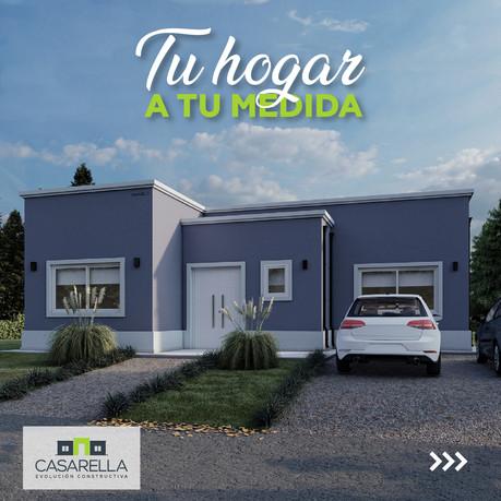Un nuevo proyecto Casarella en Pilar