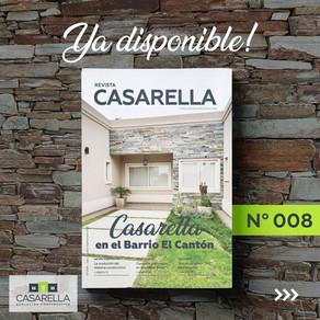 Salió la nueva Revista Casarella N°08