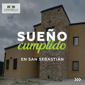 Sueño cumplido en San Sebastián