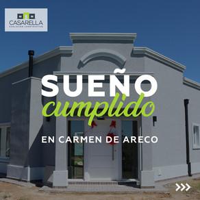 Sueño cumplido en Carmen de Areco