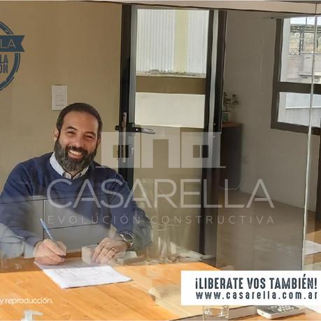 Una nueva familia se suma a Casarella!!!