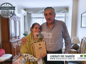 ¡Una nueva familia nos elige en Puertos, Escobar!