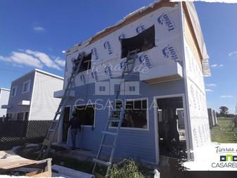 ¡El nuevo duplex va tomando forma!