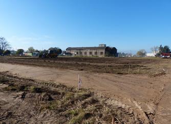 Iniciamos las obras de Infraestructura en Tierras de Casarella