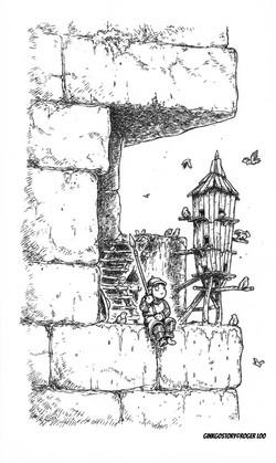Wanderers: The Bird House