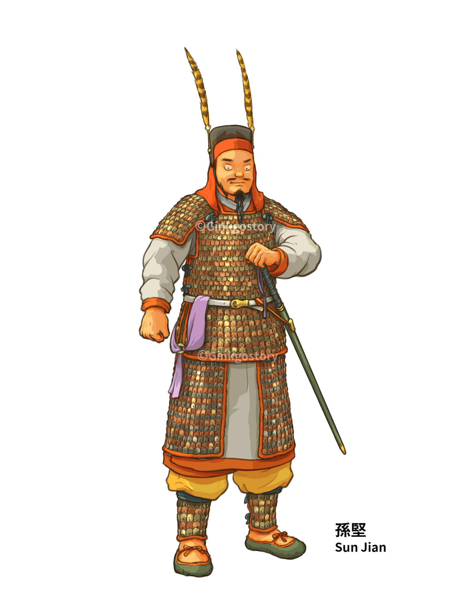 Three Kingdoms: Sun Jian