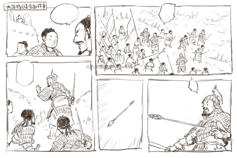 Comic Brainstorming