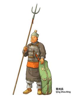Three Kingdoms: Qing Zhou Jun