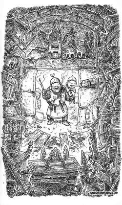 Wanderers: The Treasure Room