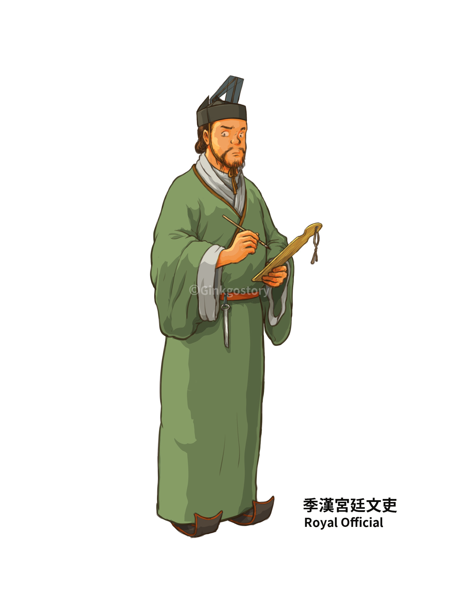 Three Kingdoms: Royal Official