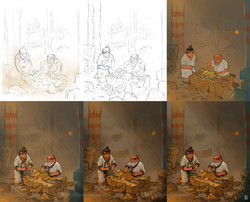 Progression Snapshots