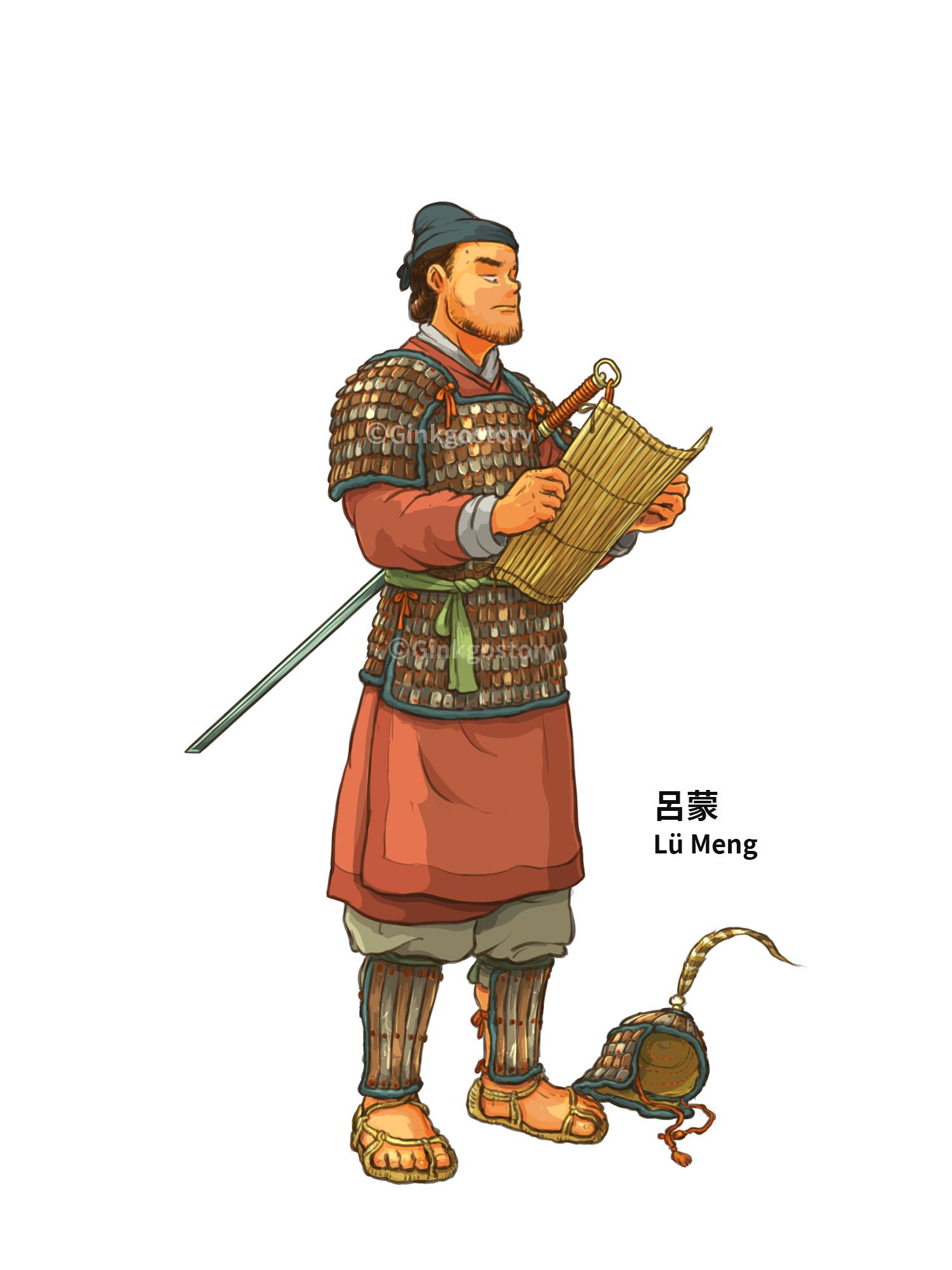 Three Kingdoms: Lu Meng