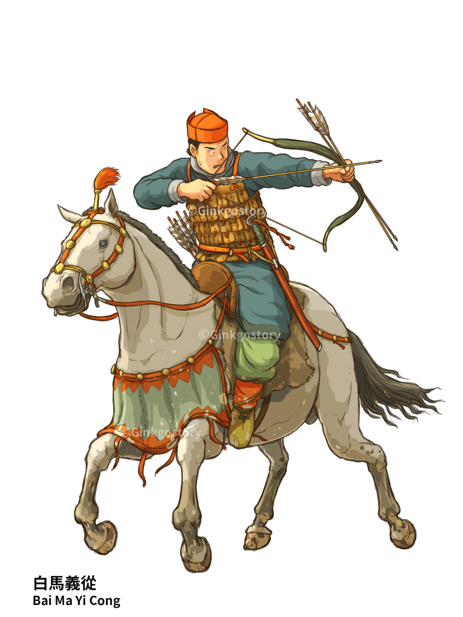 Three Kingdoms: Bai Ma Yi Cong