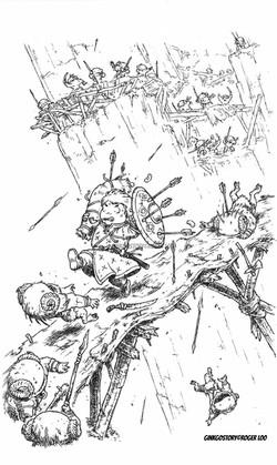 Wanderers: The raid