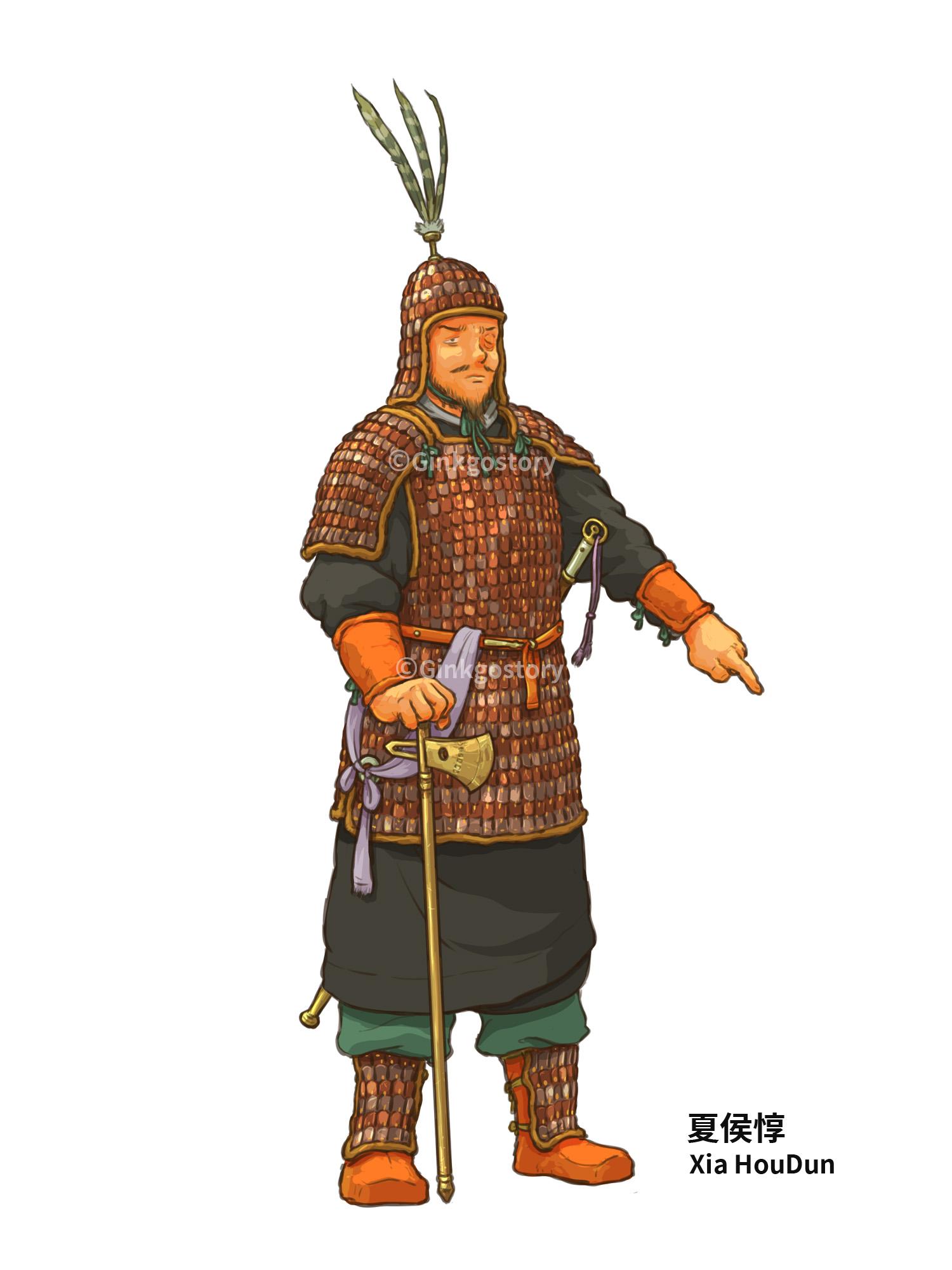 Three Kingdoms: Xia Hou Dun