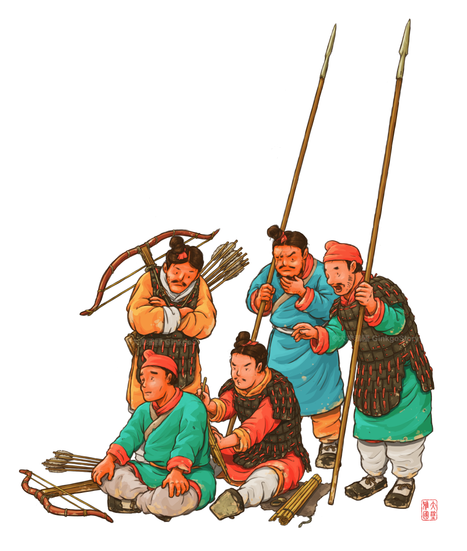 Qin Dynasty Warriors