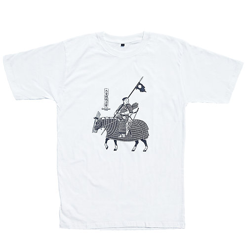 Jin Dynasty Heavy Cavalry T Shirt | 大金国铁浮屠T恤
