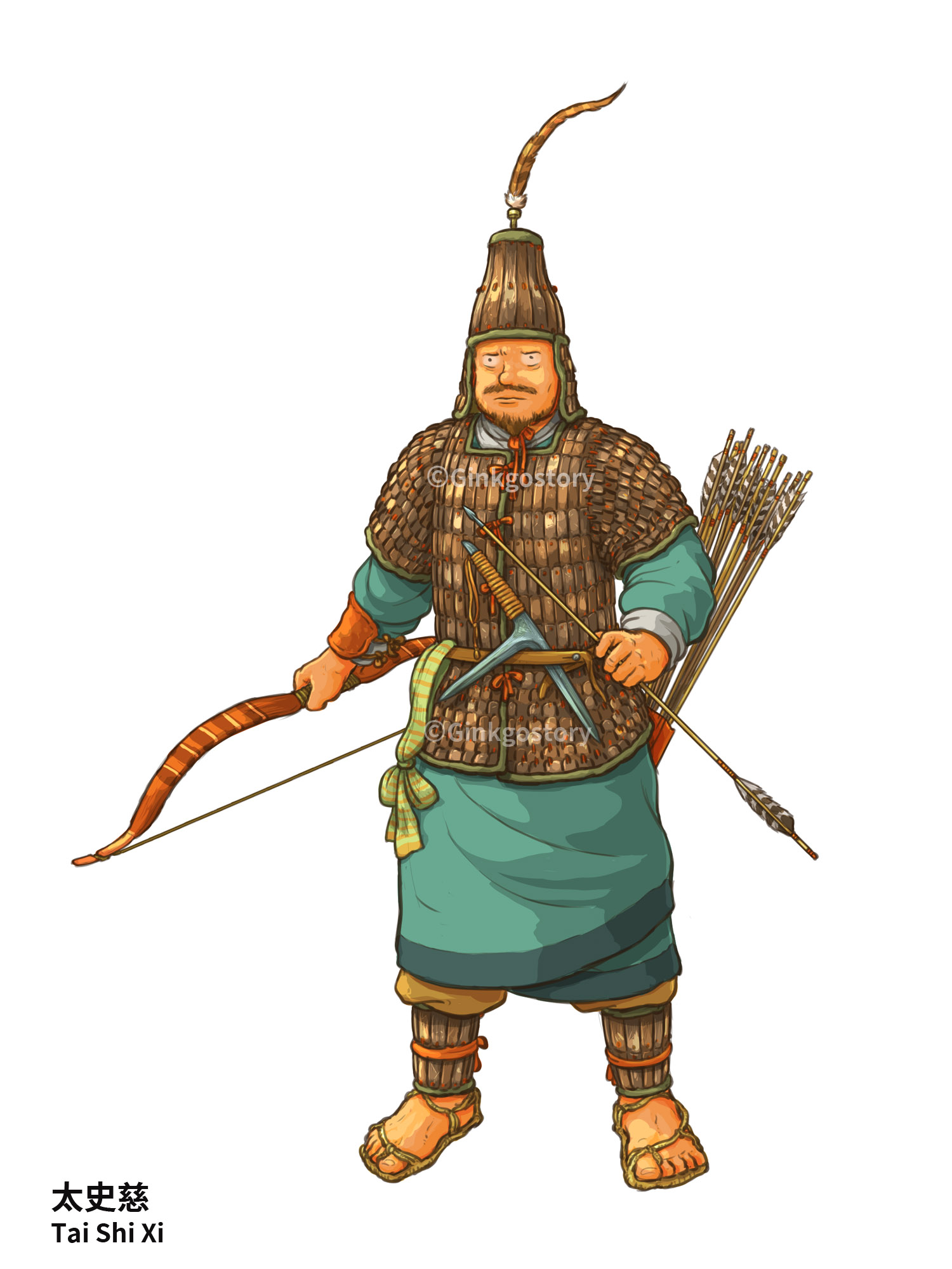 Three Kingdoms: Tai Shi Xi