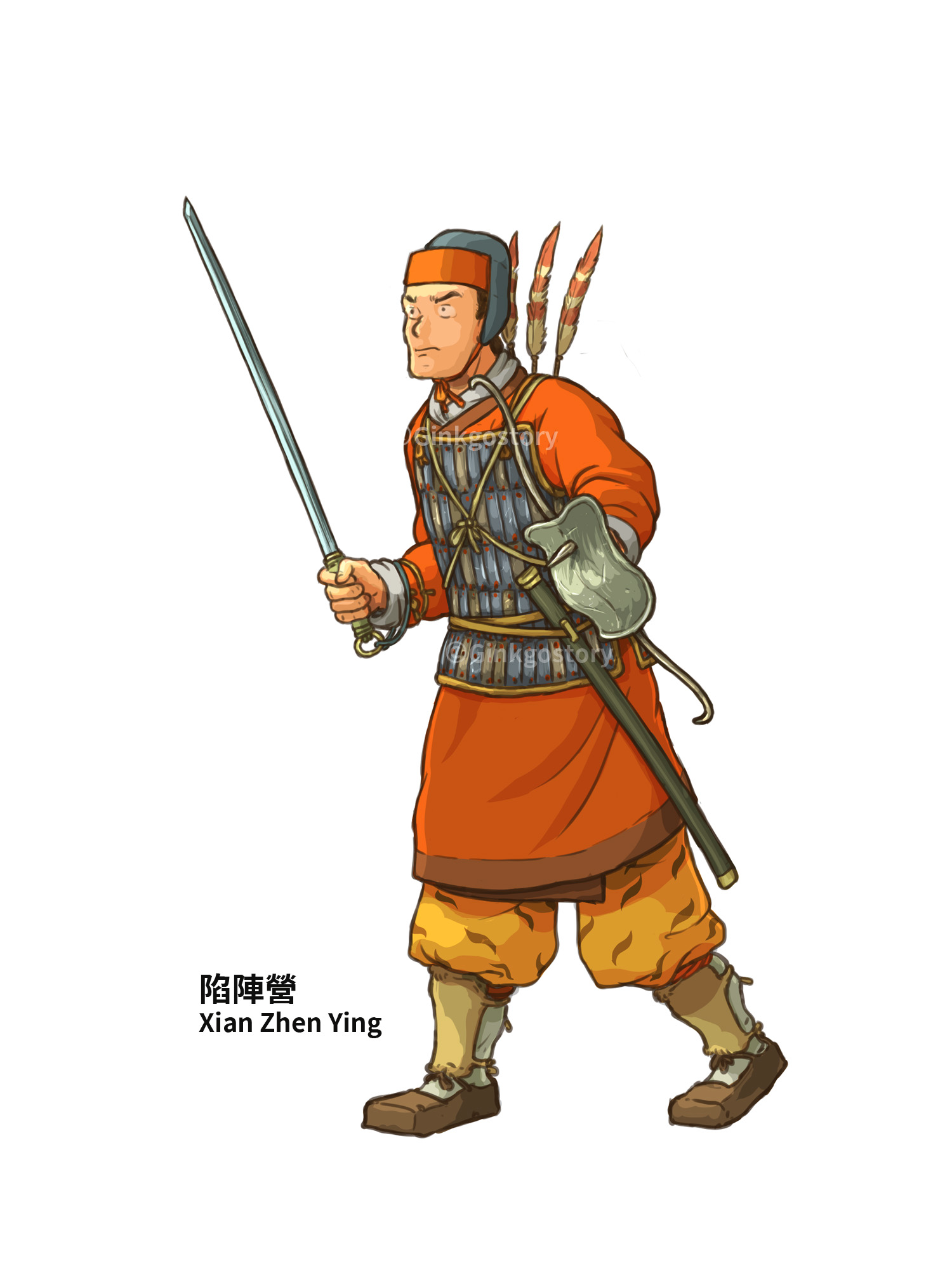 Three Kingdoms: Xian Zhen Ying