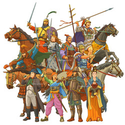 Historical Heroes Around the World
