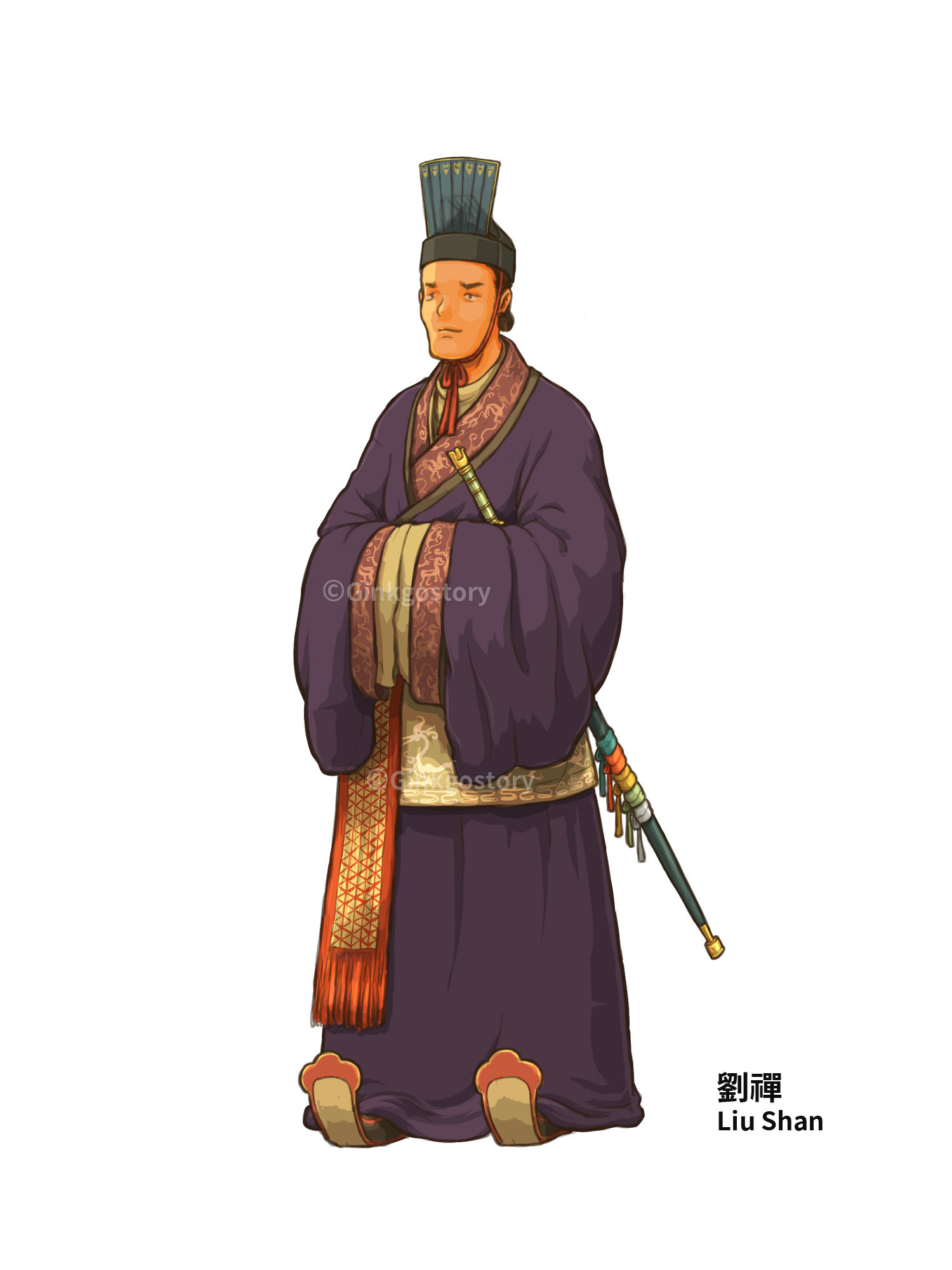 Three Kingdoms: Liu Shan