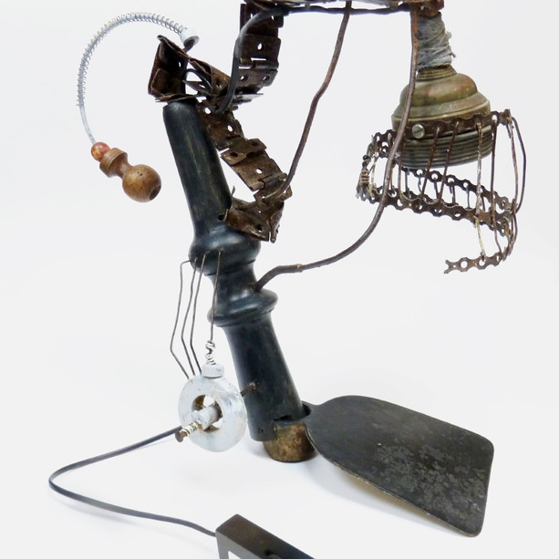 [SOLD] - Observer / table lamp