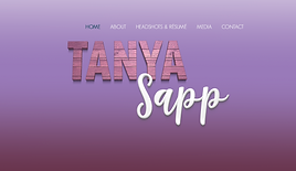 Tanya Home Page.png