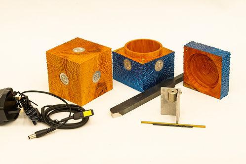 Square Box Kit ( Jimmy Clewes Scraper)