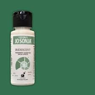 A GREEN - Jo Sonja 60ml Bottle Iridescent Acrylic Paint