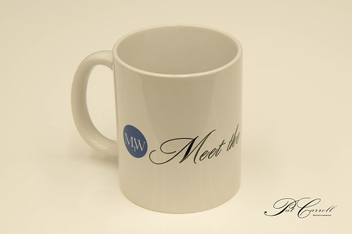 Meet the Woodturner mug, contact for correct shipping rates