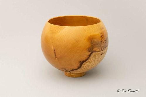 Irish Yew bowl