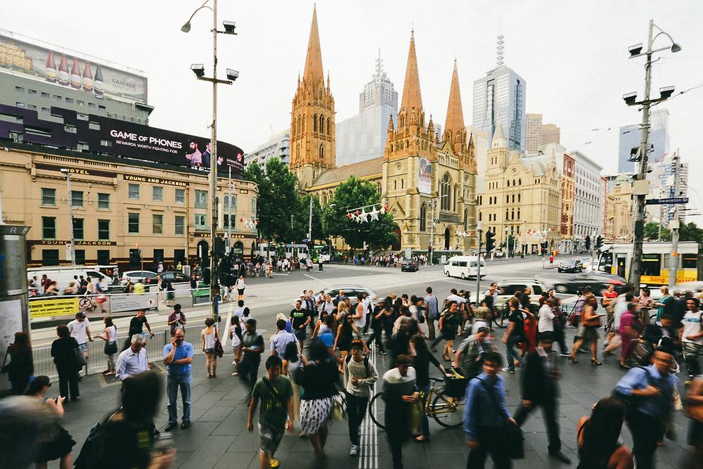 Melbourne City-49