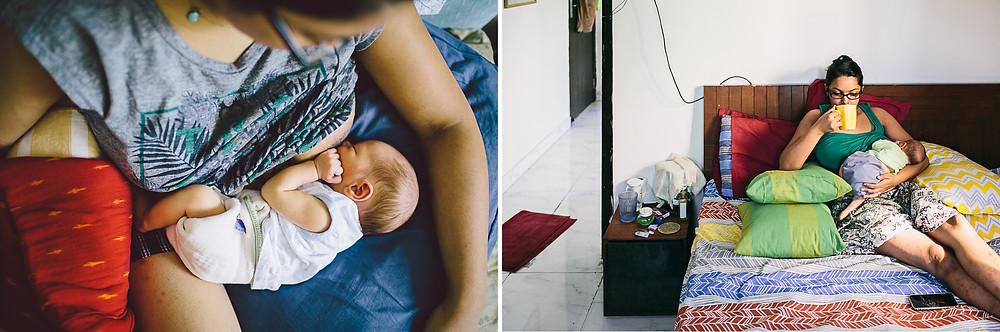 Early Days Breastfeeding