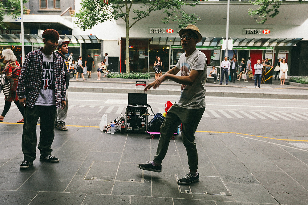 Melbourne City-24
