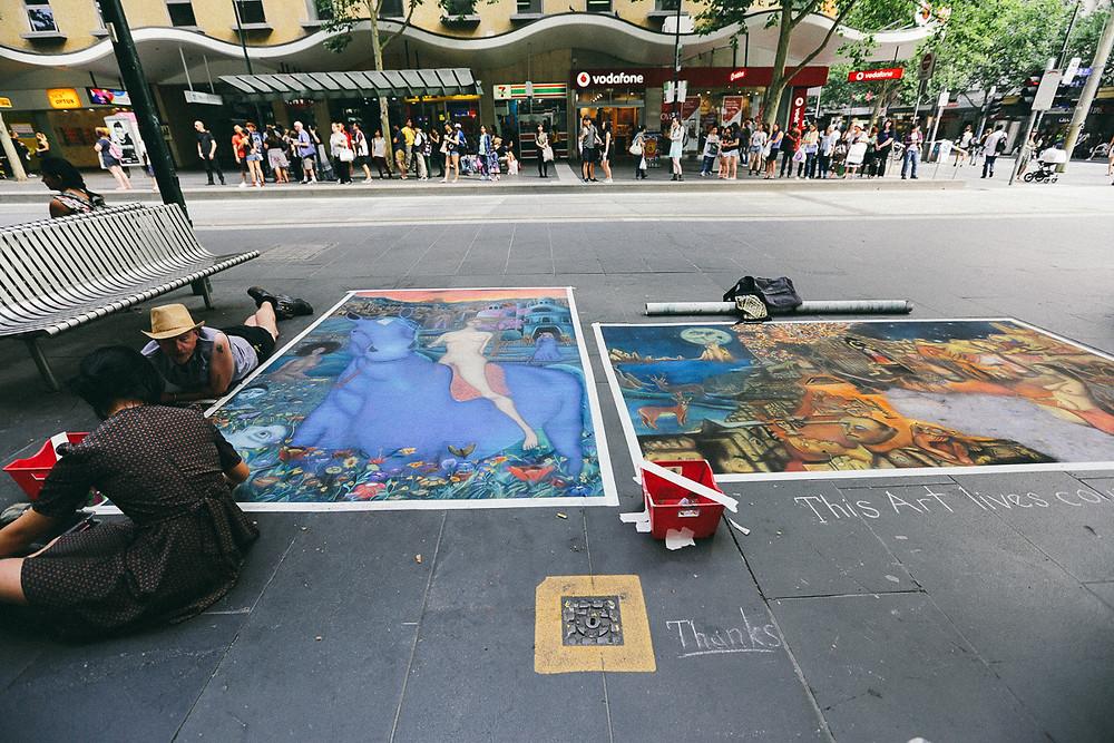 Melbourne City-21