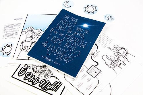 Signs of Christ's Birth