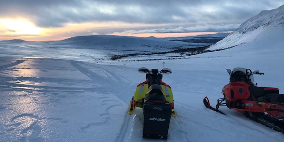 Skoter weekend Lofsdalen 11-14 feb 2021