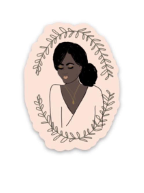 Tameeka Sticker