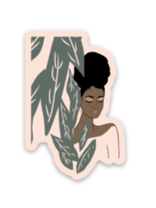 Tosha Sticker
