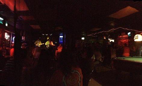 Scott & Tomcats at The Echo Lounge