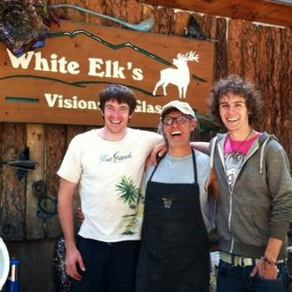 White Elk & Team