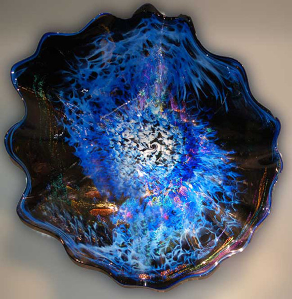 Contemporary Glass Wall Art
