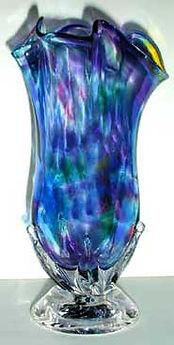 Blown Glass Vases | Hand Blown Glass Vase
